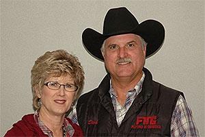 Dick & Bonnie Helms